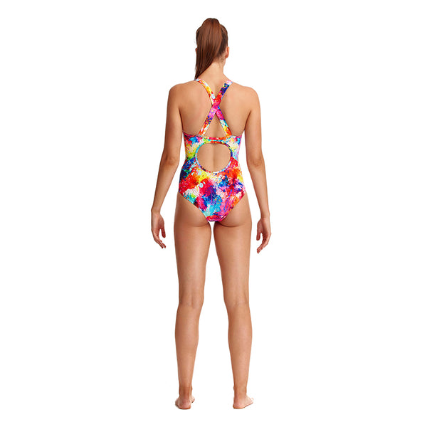 Funkita - Dye Another Day - Ladies Eclipse One Piece