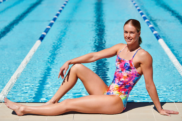 Funkita - Dye Another Day - Ladies Single Strap One Piece