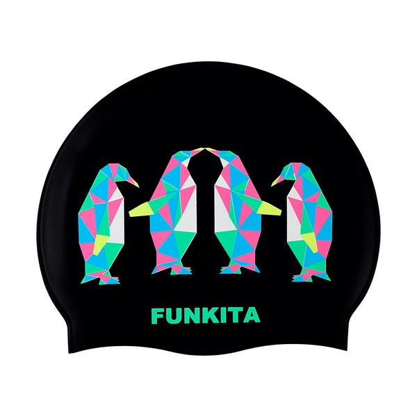 Funkita - Fairy Flight - Silicone Swimming Cap