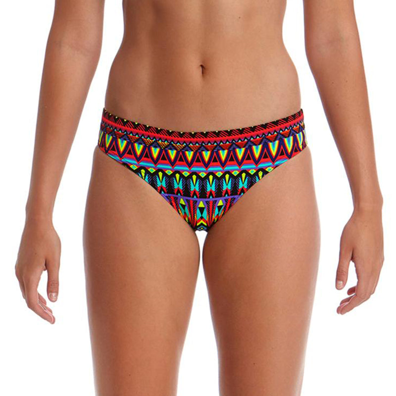 Funkita - Fire Tribe - Ladies Sports Brief
