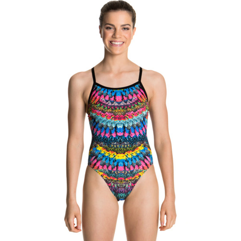 Funkita - Fly Queen - Girls Single Strap One Piece