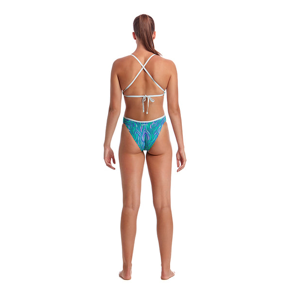 Funkita - Frozen Fire - Ladies Cut Away One Piece