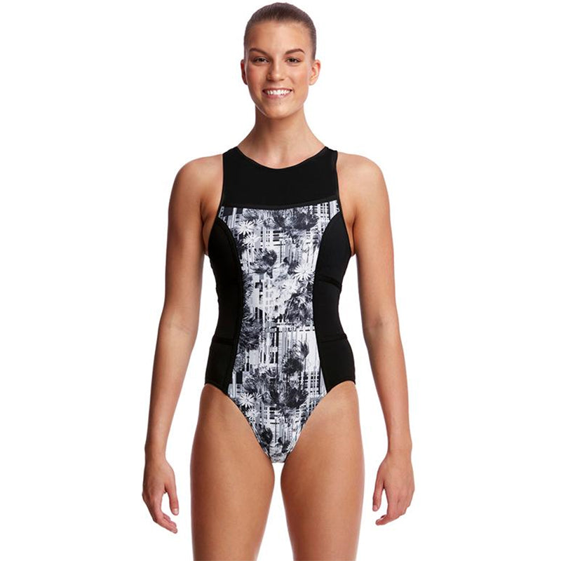 Funkita - Garden Mist - Ladies Hi Flyer One Piece