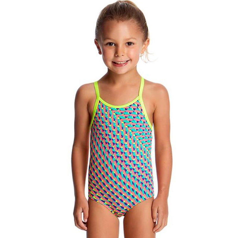Funkita - Glitter Girl - Toddlers Girls One Piece