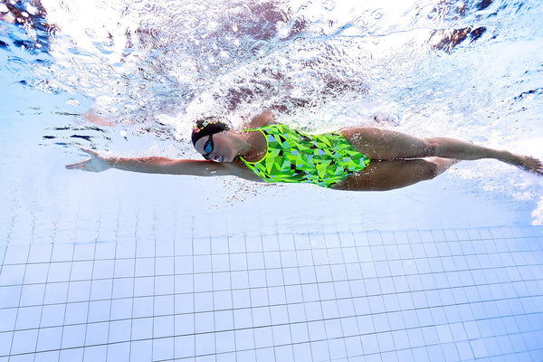 Funkita - Go Ballistic - Ladies Diamond Back One Piece