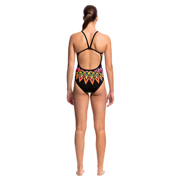 Funkita - Go Safari - Ladies Single Strap One Piece