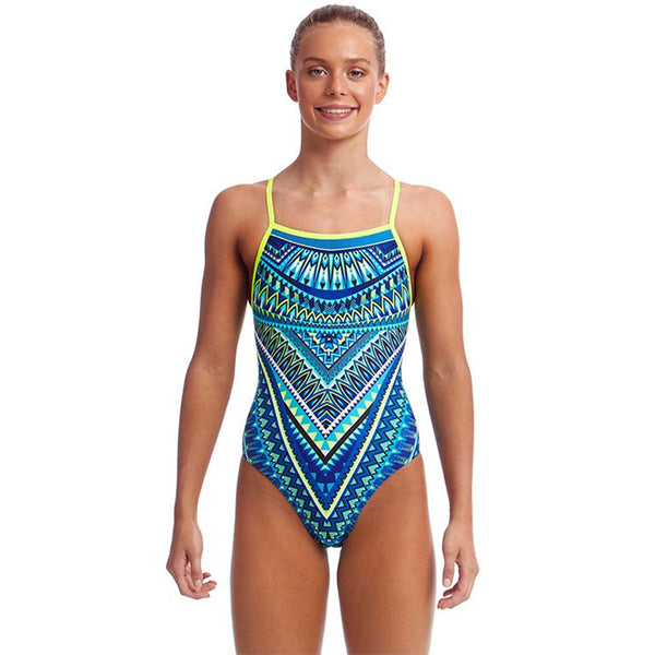 Funkita - Ice Queen - Girls Strapped In One Piece