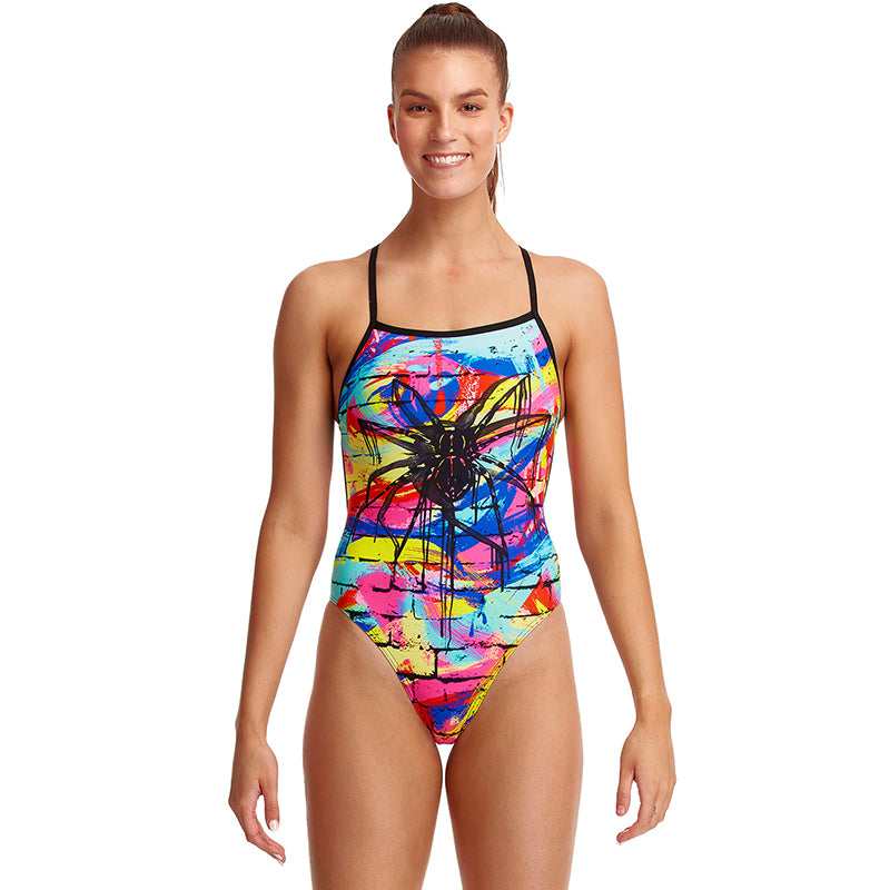 Funkita - Incy Wincy - Ladies Single Strength One Piece