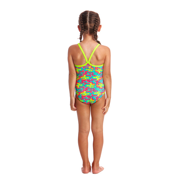Funkita - Jelly Jubes - Toddler Girls Printed One Piece