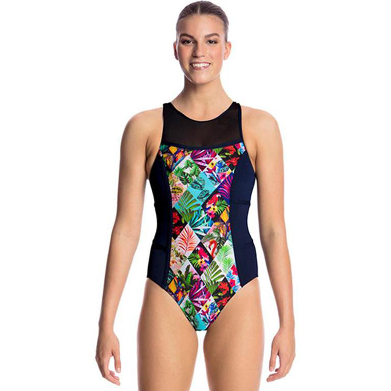 Funkita - Jungle Jam - Ladies Hi Flyer One Piece
