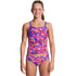 Funkita - Kiss Me Quick - Girls Tankini Two Piece - Aqua Swim Supplies