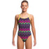 Funkita - Knitty Gritty - Girls Diamond Back One Piece