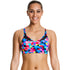 Funkita - Colour Card - Ladies Strap In Sports Top