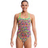 Funkita - Mystic Twist - Ladies Cross Back One Piece