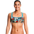 Funkita - Postcard Paradise - Ladies Criss Cross Top