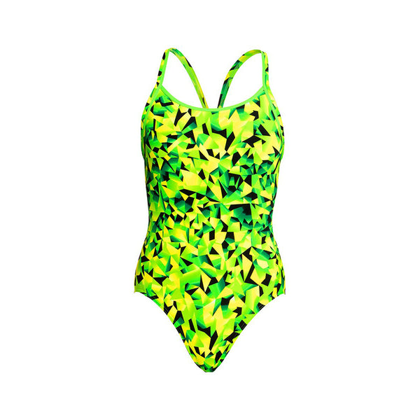 Funkita - Supersonic - Ladies Diamond Back One Piece