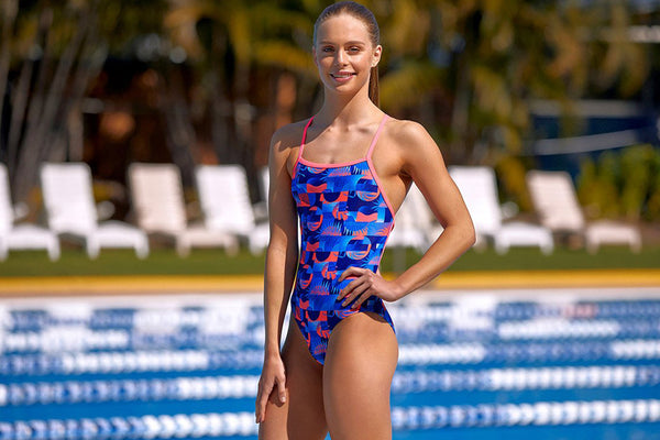 Funkita - Lava Lights - Girls Strapped In One Piece