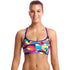 Funkita - Mad Mist - Ladies Bikini Sports Top