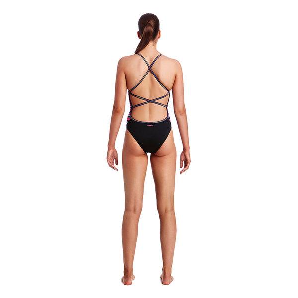 Funkita - Mesh Mash - Ladies Strapped In One Piece