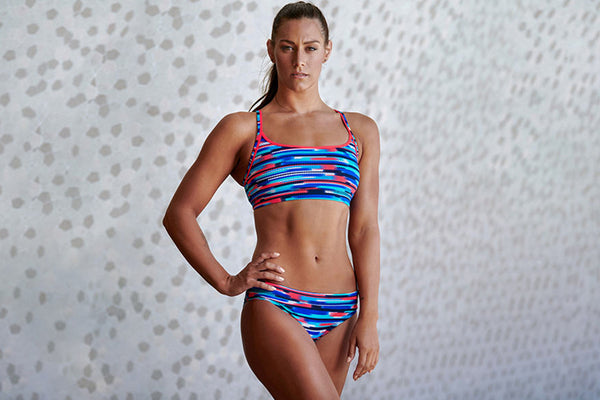 Funkita - Meshed Up - Ladies Bikini Sports Top
