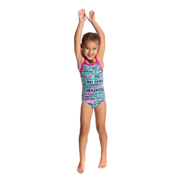 Funkita - Minty Madness - Toddlers Girls One Piece