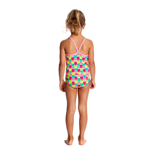 Funkita - Minty Mittens Toddlers Girls Tankini Two Piece