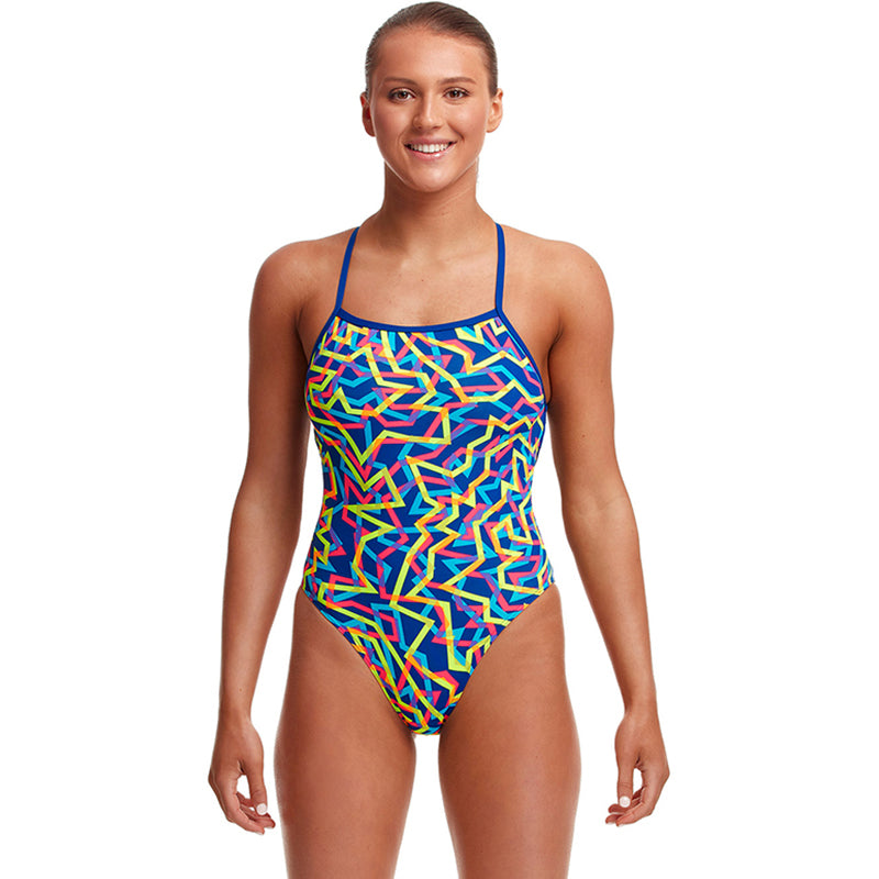 Funkita - Noodle Bar - Ladies Strapped In One Piece