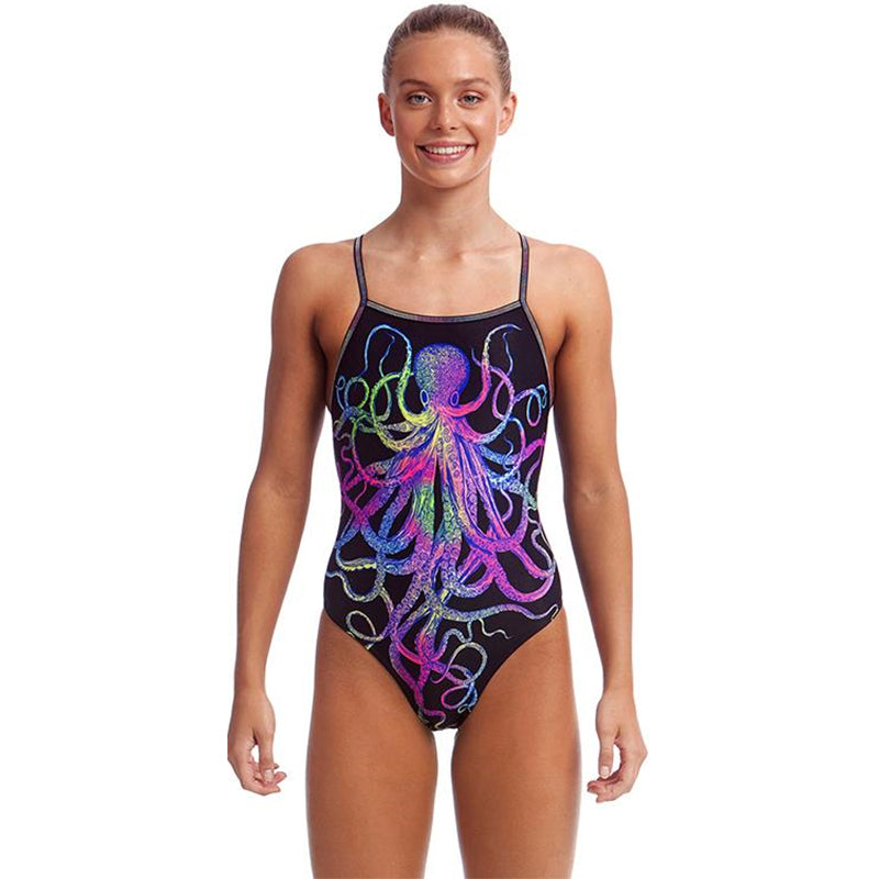 Funkita - Octopussy - Girls Strapped In One Piece