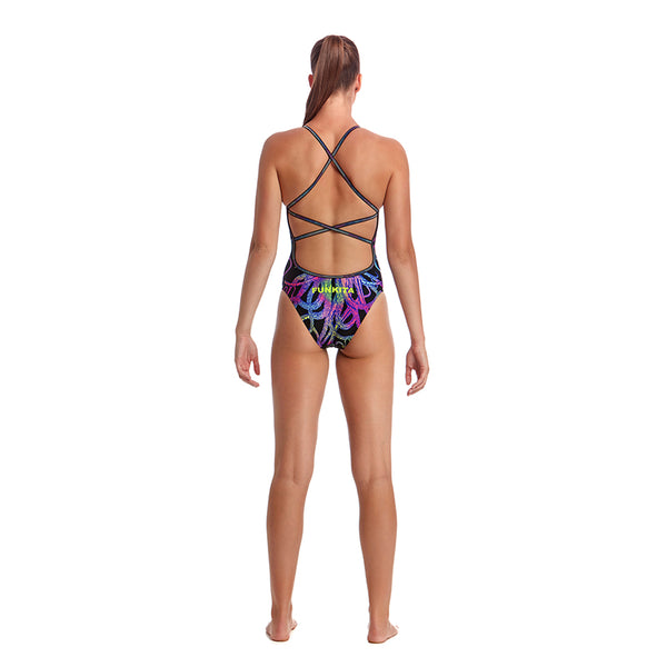 Funkita - Octopussy - Ladies Strapped In One Piece