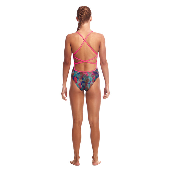 Funkita - On Point - Girls Strapped In One Piece