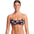 Funkita - Palm Drive - Ladies Cross Back Tie Bikini Top