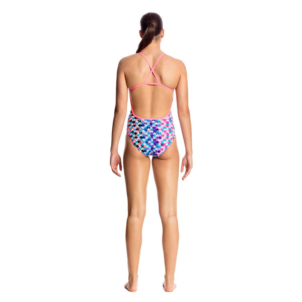 Funkita - Party Pieces - Ladies Cross Back One Piece