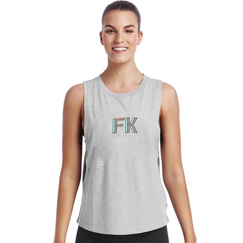 Funkita - Pencil Stencil - Ladies Hank the Tank Top