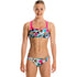 Funkita - Pic Mix - Girls Criss Cross Two Piece