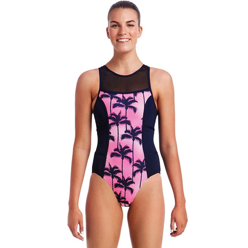 Funkita - Pop Palms - Ladies Hi Flyer One Piece