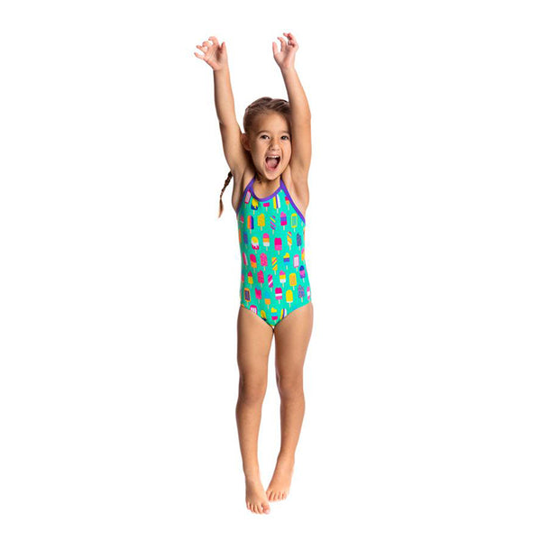 Funkita - Popsicle Parade - Toddlers Girls One Piece