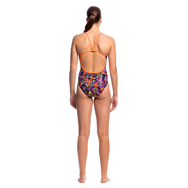 Funkita - Predator Party - Ladies Single Strap One Piece