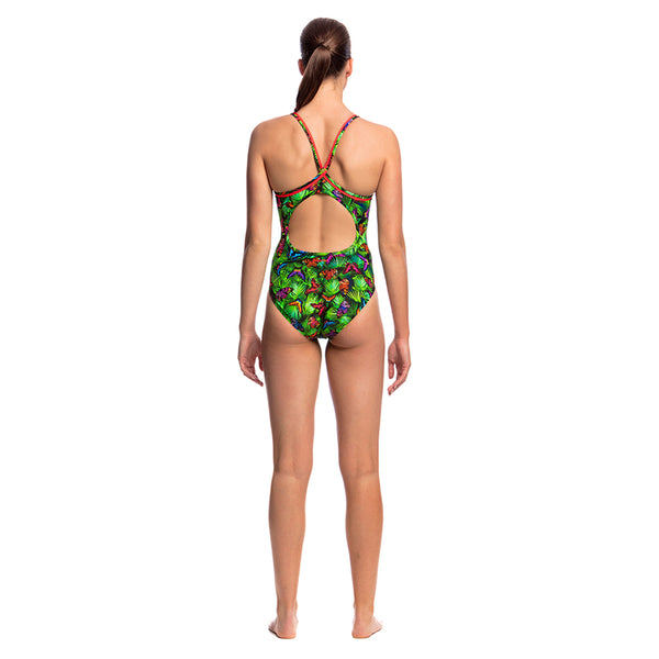 Funkita - Pretty Fly - Ladies Diamond Back One Piece