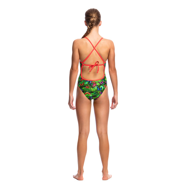 Funkita - Pretty Fly - Girls Tie Me Tight One Piece