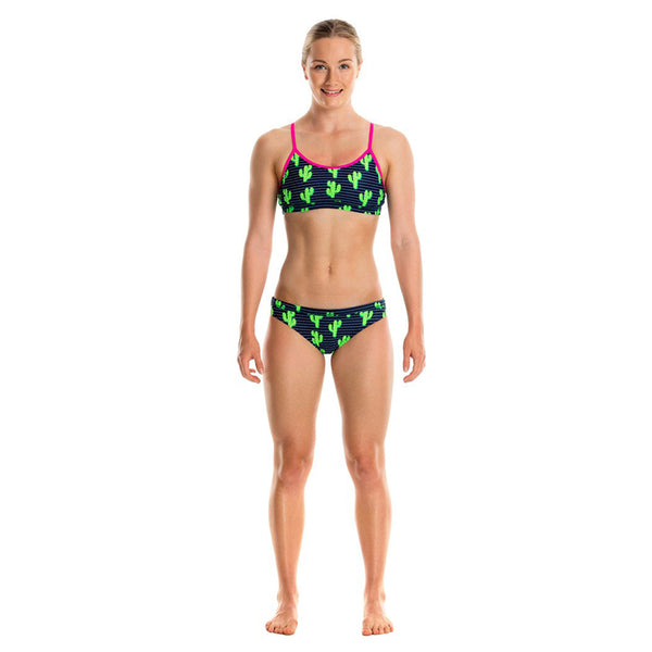 Funkita - Prickly Pete - Girls Racerback Two Piece