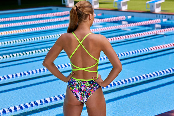 Funkita - Princess Cut - Girls Strapped In One Piece