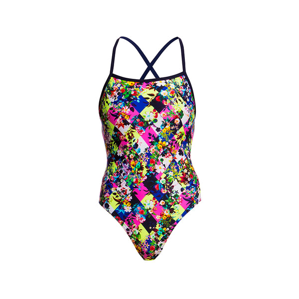 Funkita - Princess Cut - Ladies Strapped In One Piece