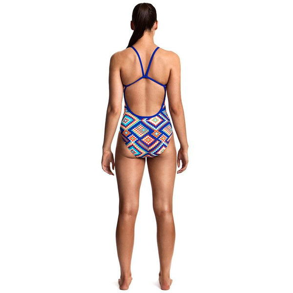 Funkita - River Weaving - Ladies One Piece Swimsuit