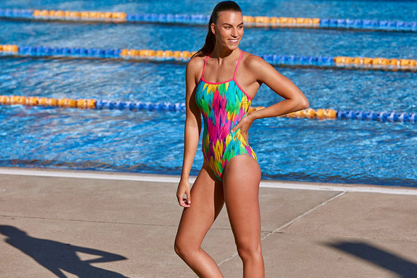 Funkita - Ruffles - Ladies Single Strap One Piece