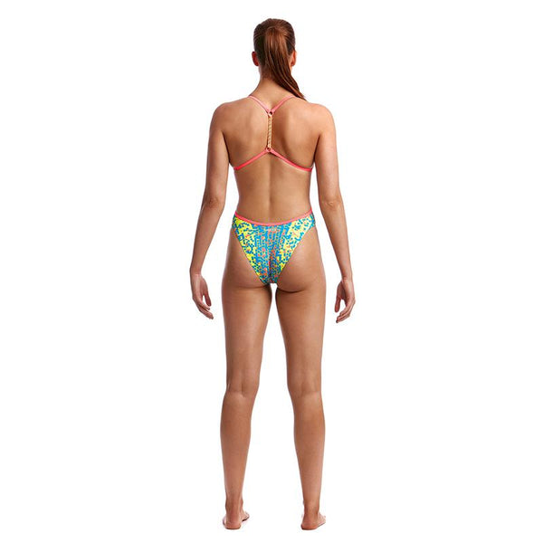 Funkita - Second Skin - Ladies Twisted One Piece