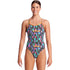 Funkita - Secret Code - Ladies Diamond Back One Piece