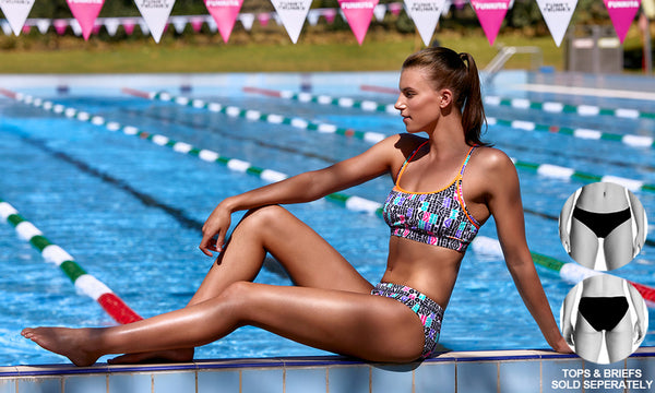 Funkita - Secret Code - Ladies Sports Brief