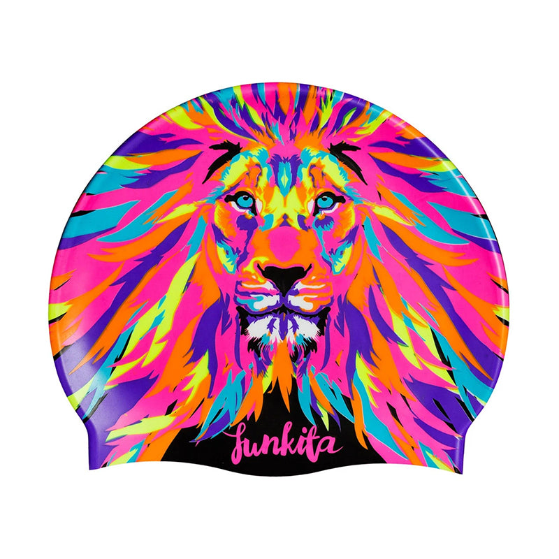 Funkita - Pride Power Silicone Swim Hat