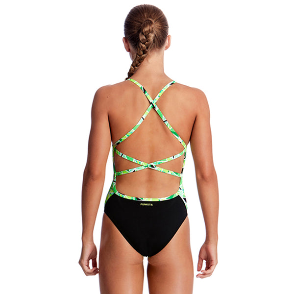 Funkita - Skip Star - Girls Strapped In One Piece