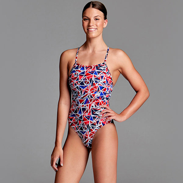 Funkita - Smashing - Ladies Strapped In One Piece